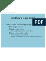 Lindsey's Blog Topic___