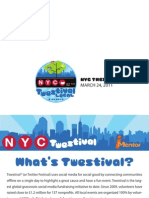 NYC 2011 Twestival_Sponsors Deck
