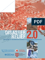 Disaster Relief 2.0 - The future of information sharing in humanitarian emergencies
