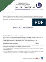 Jornal de Portarias 503