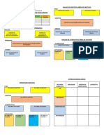 ESQUEMA COMPLETO -marco logico-CON EJERCICIO PARA COMPLETAR