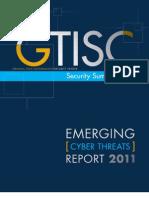 Emerging Cyber Threats Report 2011