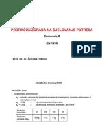 kratak pregled eurokod 8 ok za pogledat