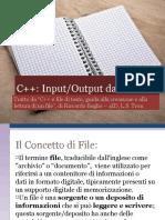IO su file