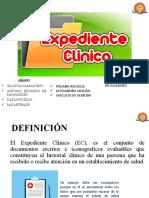 Manejo del expediente clínico (1)