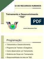 treinamento.desenvolvimento