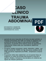 Presentacion Caso Clinico Abdominal