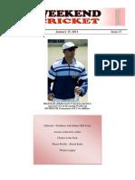 KCW Jan 15 2011 - Issue 17