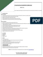 Anuncio de Vaga de  Oficial de Subcontratos e Compras Locais