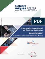 DFCG 2017 Observatoire international CG