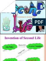 SECOND LIFE PPT