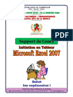 Support Excel 2007-1