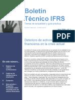 2009 01 BOLETIN IFRS