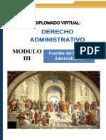 Guia Didactica 3 - Fuentes Del Derecho Administrativo Colombiano