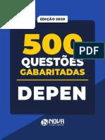 DEPEN 500 QUESTOES
