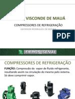 Compressores de Refrigeração