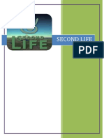 SECOND LIFE REPORT-IEEE