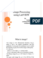 image processing using labview