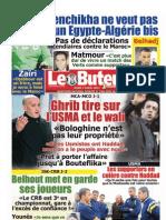 LE BUTEUR PDF du 07/04/2011