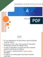 ITC strategic development