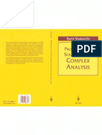 Problems-and-Solutions-For-Complex-Analysis