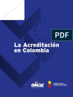 CARTILLA DE ACREDITACION EN COLOMBIA