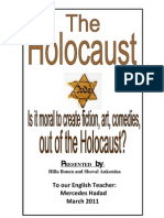 Ulpana Holocaust Project