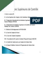 ISC Programme