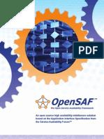 OpenSAF Brochure FINAL