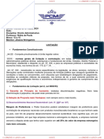 Direito Administrativo Blocos 12 e 15