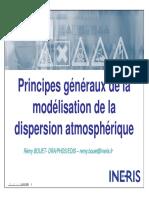 Dispersion Pollution INERIS_2009