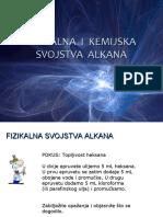 03- Fizikalna i Kemijska Svojstva Alkana