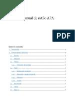 Manual de Estilo APA (1)