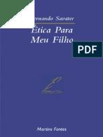 Ética Para Meu Filho - Fernando Savater