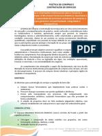 Politica de Compras e Pagamentos 2021