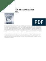 Filtro Artesanal de Agua