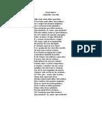 ALMEIDA GARRET POEMAS