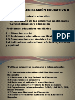 PROGRAMA DE POLITICA Y LEG,