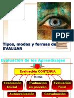 Evaluación Educacional. clase 2