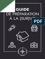 Guide de Preparation a La Survie
