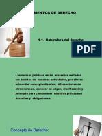 Tema 1 Fundamentos Del Derecho Sábado 04