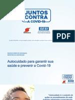 AUTOCUIDADO CONTRA A COVID 19