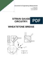 Wheatstone bridge