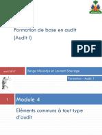 04-Audit 1_Module 4_elements communs a tout audit