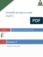 05-Audit 1_Module 5_audit de conformite