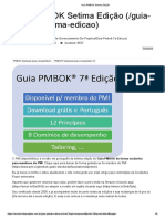 Guia PMBOK Setima Edição