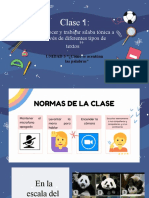 Clase 1 Lenguaje Unidad 3