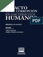 DDHH Impacto de La Corrupcion en Los_Tablante_Morales (Eds)