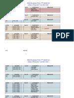 PROGRAMMATION 2eme SESSION 2018  AFLC
