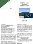Pukeokahu Newsletter No.8